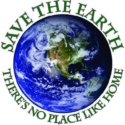 SAVE THE EARTH T-SHIRT Image