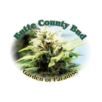 BUTTE COUNTY BUD T-SHIRT Image